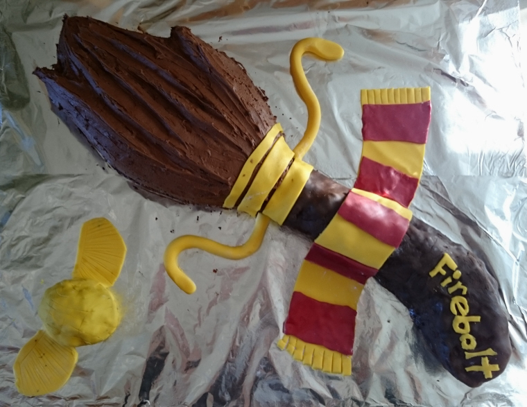 Harry Potter Birthday Cake Generator Image Inspiration of Cake and